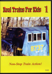 : Real Trains For Kids 1