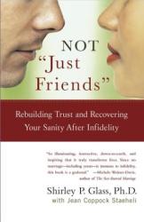 Shirley Glass: Not Just Friends