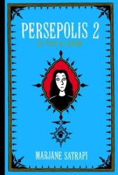 Marjan Satrapi: Persepolis