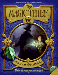 Sarah Prineas: The Magic Thief