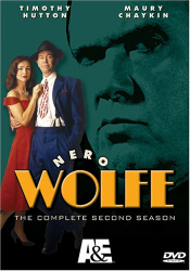 : Nero Wolfe - The Complete Second Season