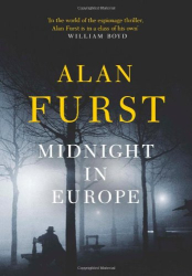 Alan Furst: Midnight in Europe