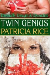 Patricia Rice: Twin Genius: Family Genius Mystery #4 (Family Genius Mysteries) (Volume 4)