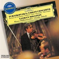 Tchaikovsky - Violin Concerto: N. Milstein - C. Abbado - Philarmonique de Vienne