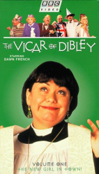 : The Vicar of Dibley, Vol. 1 - The New Girl in Town