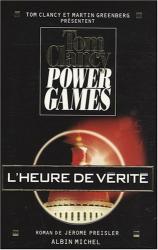 Jerome Preisler: Power Games, Tome 7 : L'heure de vérité