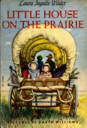 Laura Ingalls Wilder: Little House on the Prairie (P-357)