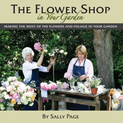 Sally Page: The Flower Shop In Your Garden
