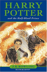 J.K. Rowling: Harry Potter and the Half-Blood Prince (Harry Potter 6) [Children's Edition]