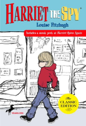 Louise Fitzhugh: Harriet the Spy