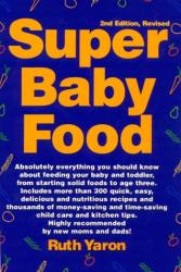 Ruth Yaron: Super Baby Food