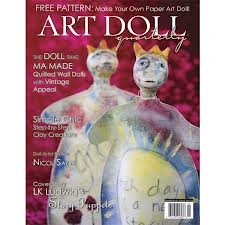 : Art Doll Quarterly Feb/Mar/Apr 2009