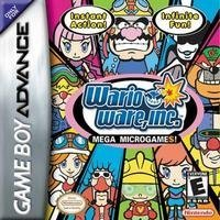 Nintendo: Wario Ware, Inc.:Mega Microgame$