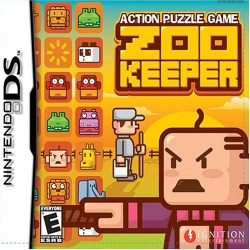 : Nintendo DS Zoo Keeper
