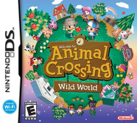Nintendo: Nintendo DS - Animal Crossing: Wild World