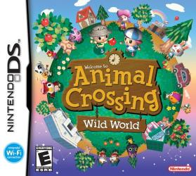 Nintendo: Nintendo DS - Animal Crossing: Wild World