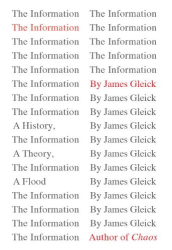 James Gleick: The Information: A History, a Theory, a Flood