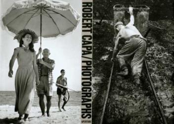 Richard Whelan: Robert Capa: Photographs (Aperture Monograph)