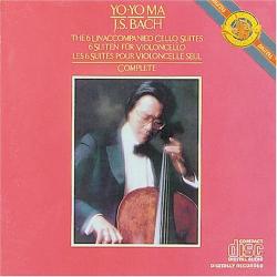 Yo-Yo Ma - Suite No. 1 in G major: Prelude