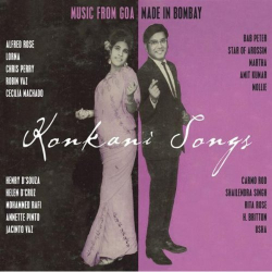 Various Artists - Konkani Songs: Music From Goa made in Bombay