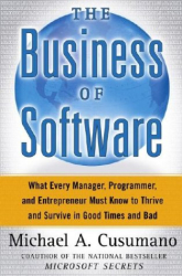 Michael A. Cusumano: The Business of Software