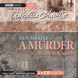 Agatha Christie: A Murder Is Announced (Audio Book)