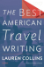 Lauren Collins: The Best American Travel Writing 2017