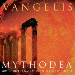 Vangelis - Mythodea: Music for the NASA Mission: 2001 Mars Odyssey
