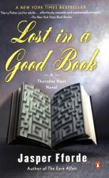 Jasper Fforde: Lost in a Good Book