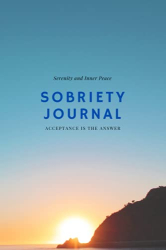 Publications, Mad Mystic: Sobriety Journal: 120 blank lined pages