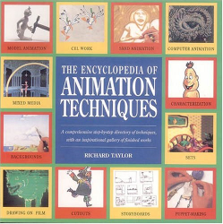 Richard Taylor: Encyclopedia of Animation Techniques