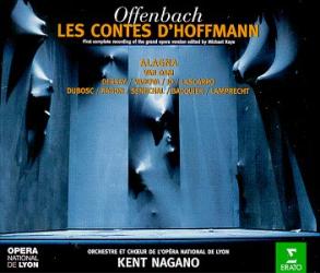 CD: Offenbach - Les Contes d'Hoffmann