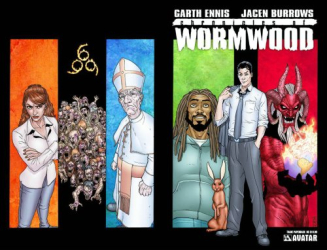Garth Ennis: Garth Ennis' Chronicles of Wormwood