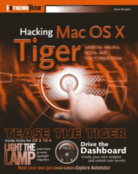 Scott Knaster: Hacking Mac OS X Tiger