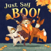 Susan Hood: Just Say Boo!