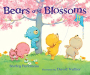 Shirley Parenteau: Bears and Blossoms (Bears on Chairs)