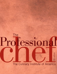 The Culinary Institute of America: The Professional Chef