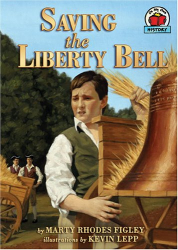 Marty Rhodes Figley: Saving the Liberty Bell (On My Own History)