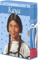 Janet Shaw: Kaya Boxed Set with Game (American Girl)