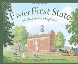 Carol Crane: Discover America State By State Alphabet Series