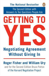 Roger Fisher: Getting to Yes