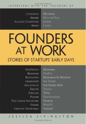 Jessica Livingston: Founders at Work