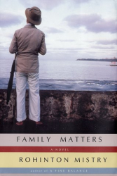 Rohinton Mistry: Family Matters