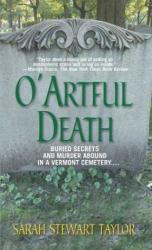 Sarah Stewart Taylor: O' Artful Death (Sweeney St. George Mystery)