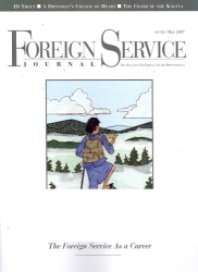 : Foreign Service Journal