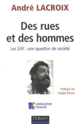 André Lacroix: Des rues et des hommes