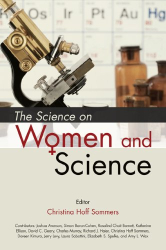 Christina Hoff Sommers: The Science on Women and Science