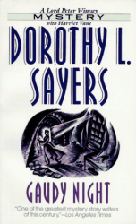 Dorothy L. Sayers: Gaudy Night