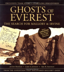 Jochen Hemmleb: Ghosts of Everest: The Search for Mallory and Irvine
