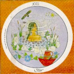 : Motherpeace Round Tarot Deck